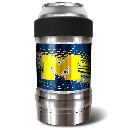 Michigan Wolverines Locker 12-Ounce Can Holder