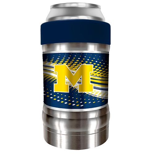 Michigan Wolverines Locker 12-Ounce Can Holder