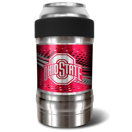 Ohio State Buckeyes Locker 12-Ounce Can Holder