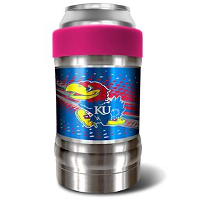 Kansas Jayhawks Locker 12-Ounce Can Holder