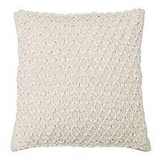 Beautyrest Laurel Lattice Throw Pillow