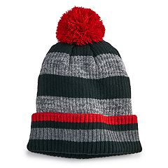 f974536ffcd Boys 4-20 Urban Pipeline™ Striped Hat. Black Red