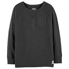 Boys 4-12 OshKosh B'gosh® Thermal Pocket Raglan Top