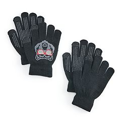 Boys 4-20 Urban Pipeline™ 2-Pack Gripper Gloves