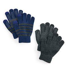 Boys 4-20 Urban Pipeline™ 2-Pack Gripper Gloves