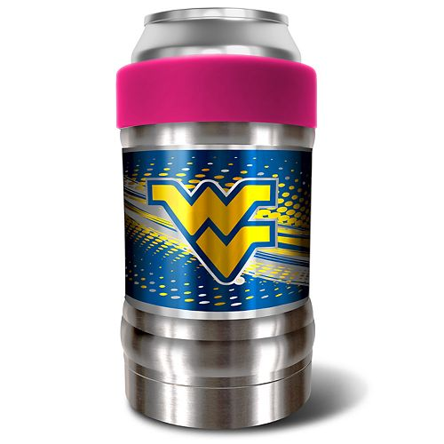 West Virginia Mountaineers Locker 12-Ounce Can Holder