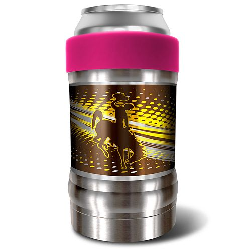 Wyoming Cowboys Locker 12-Ounce Can Holder