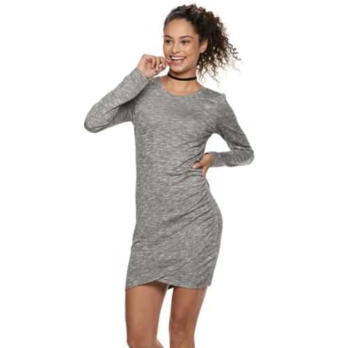 Shoptagr Juniors Love Fire Ruched Bodycon Dress By Kohl S