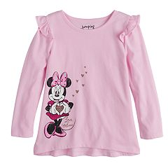 Disney's Minnie Mouse Toddler Girl 'Love Minnie' Graphic Tee by Jumping Beans®