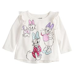 Disney's Daisy Duck Baby Girl Graphic Swing Top by Jumping Beans®