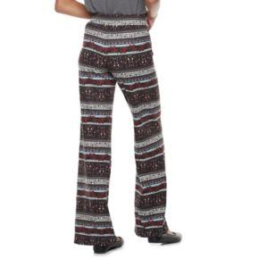 Juniors' Joe B Soft Wide-Leg Pants