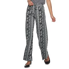 Juniors' Joe B Soft Wide-Leg Pants
