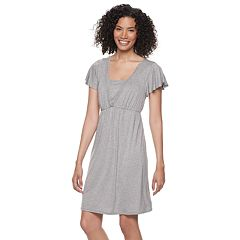Maternity a:glow Nursing Nightgown