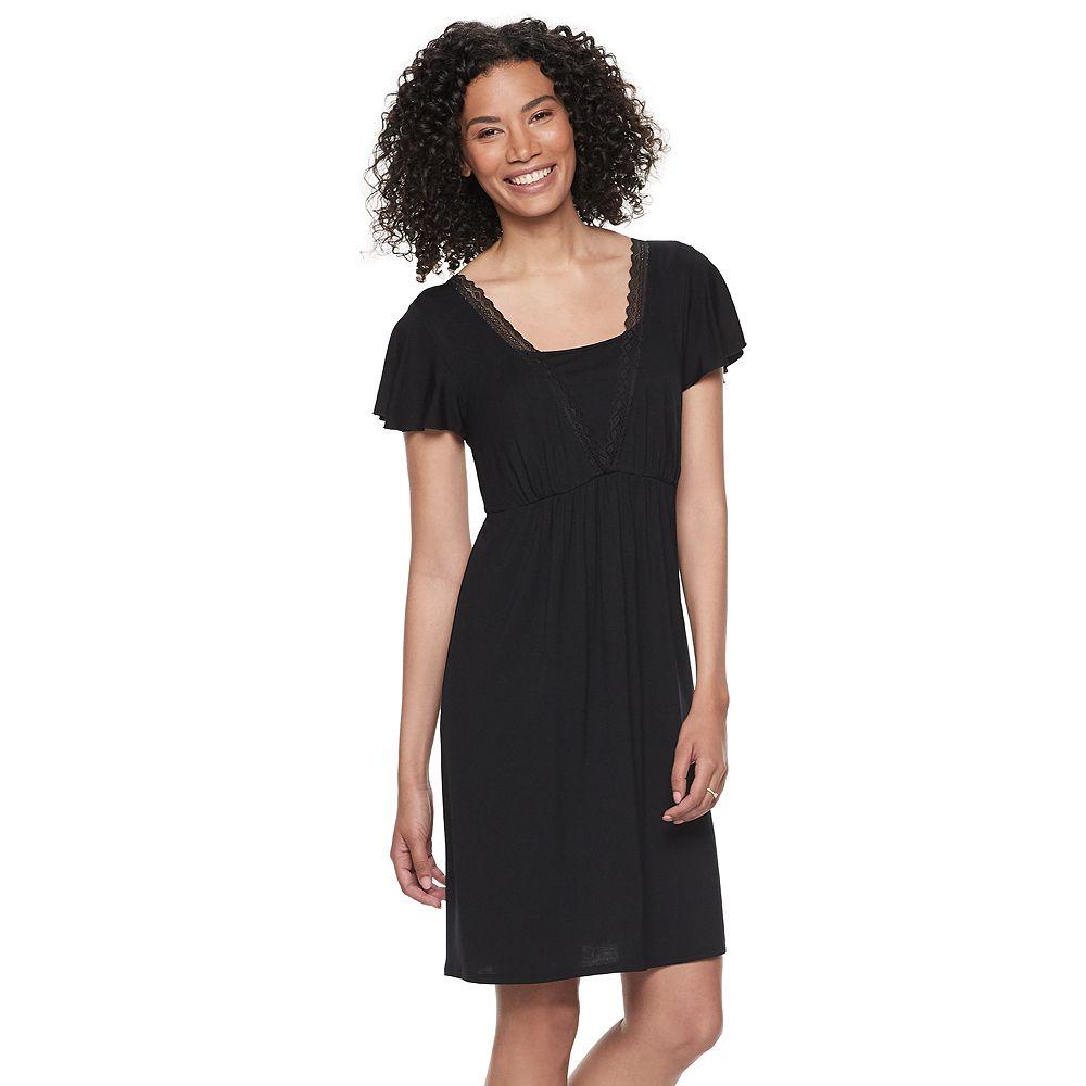 Maternity a:glow™ Nursing Nightgown
