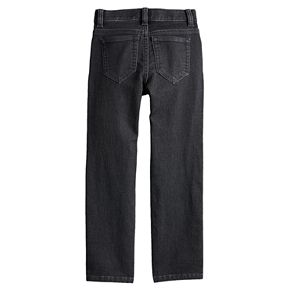 Boys 4-12 SONOMA Goods for Life? Skinny Comfort Stretch Light Wash Jeans in Regular, Slim & Husky