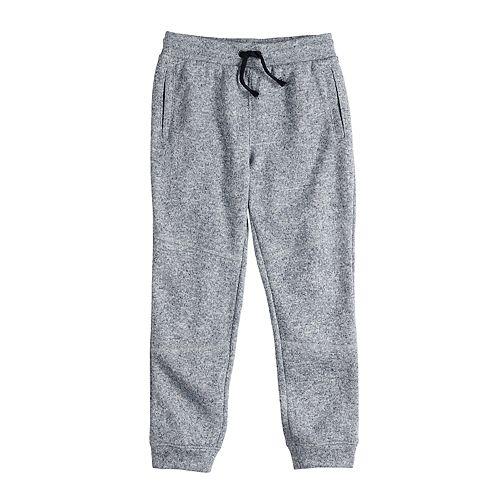 Boys 4-12 SONOMA Goods for Life™ Fleece Jogger Pants