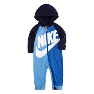 Baby Boy Nike Futura All Day Play Coveralls