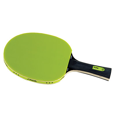 Stiga Pure Color Advance Table Tennis Paddle - Green