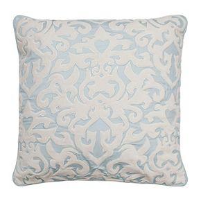 Beautyrest Arlee Applique Throw Pillow