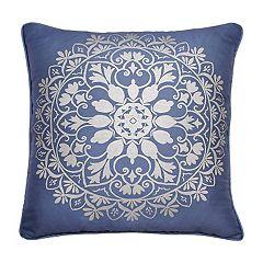 Beautyrest Indochine Foil Throw Pillow