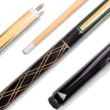 "Mizerak 57"" Two Piece House Cue"