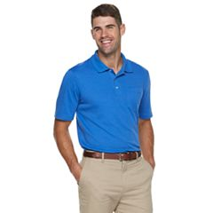 Men's Croft & Barrow® Easy-Care Extra-Soft Pocket Polo