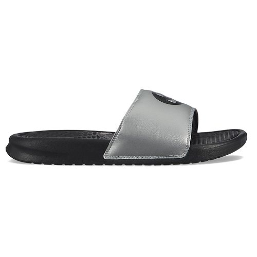 28becb662 Nike Benassi JDI Men's Smiley Slide Sandals