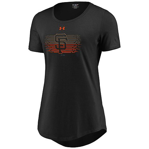Women's Under Armour San Francisco Giants Caught Looking Tee
