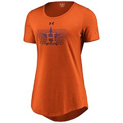 Women's Under Armour Houston Astros Caught Looking Tee