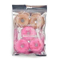 Simple Pleasures 5-Piece Donut Bath Fizzers