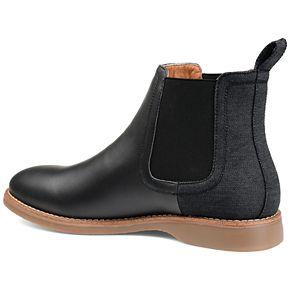 Vance Co. Porter Men's Chelsea Boots