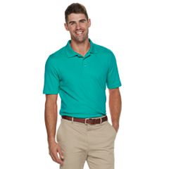 Men's Croft & Barrow® Easy Care Interlock Polo