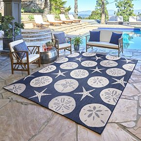 Gertmenian Avenue 33 Paseo Starfish Rug