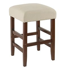 HomePop Stain Resistant Counter Stool