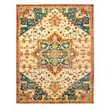 Avenue 33 Davos Tyrella Framed Medallion Area Rug