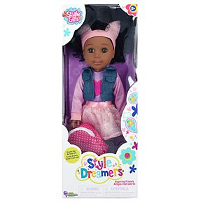 New Adventures Style Dreamers 14-in. Armelle  Doll