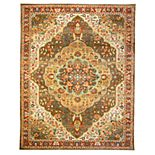 Avenue 33 Davos Kelsey Framed Medallion Area Rug