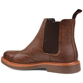Vance Co. Tanner Men's Chelsea Duck Boots