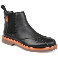 Vance Co. Tanner Men's Chelsea Duck Boots