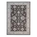 Gertmenian Avenue 33 Majestic Welton Framed Rug
