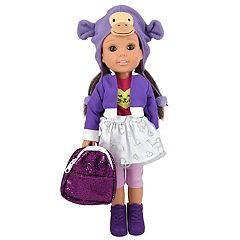 New Adventures Style Dreamers 14-in. Charlie Doll