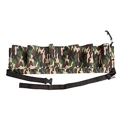 Hammer & Axe Adjustable Camouflage Beer Belt