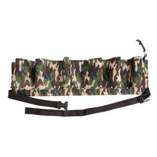 Hammer & Axe Adjustable Camouflage Beer Belt