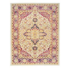 Gertmenian Avenue 33 Scanda Bristol Framed Medallion Rug