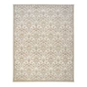Gertmenian Avenue 33 Scanda Marlowe Geometric Floral Rug