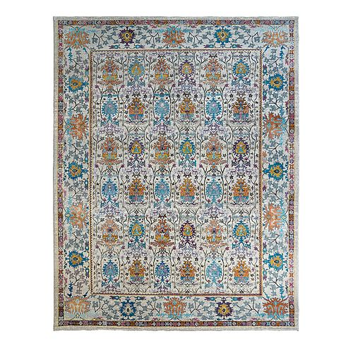 Gertmenian Avenue 33 Brea Radnor Framed Rug