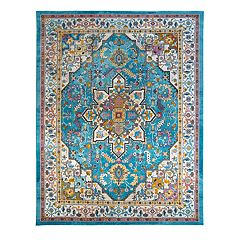 Gertmenian Avenue 33 Brea Kerris Framed Medallion Rug