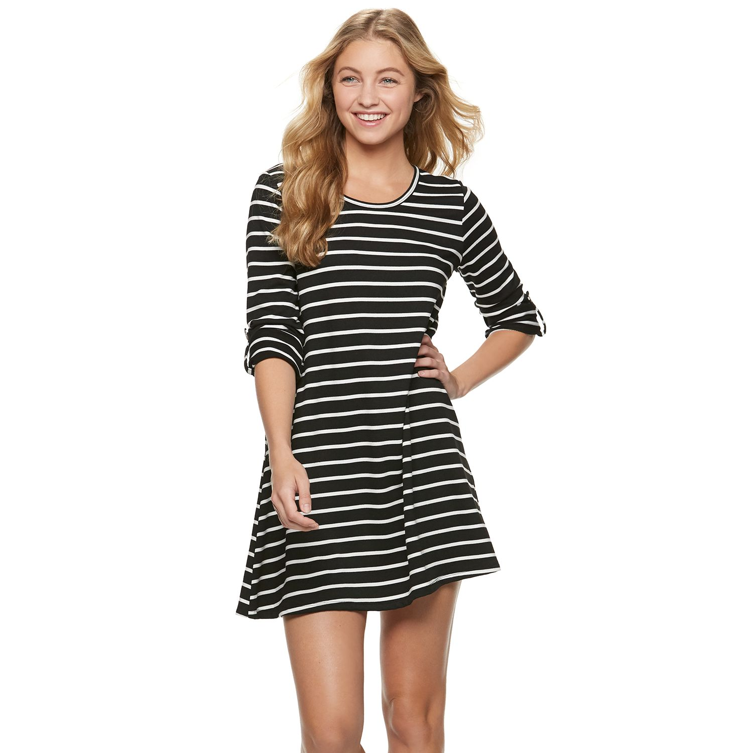 Cute White High Low Dresses for Juniors