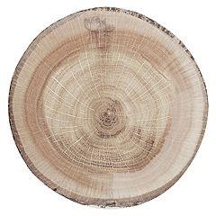 Hammer & Axe Plush Tree Stump Chair Pad