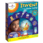 Creativity for Kids Invent A Stellar Solar Light